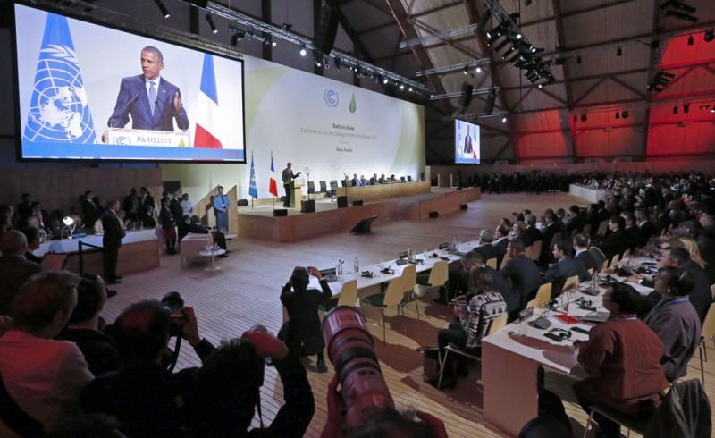 Cumbre de París: Cambio Climático - Calor Renove