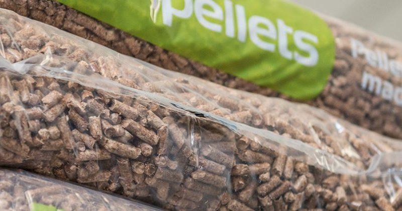 Comprar Pellets en La Carlota - Calor Renove